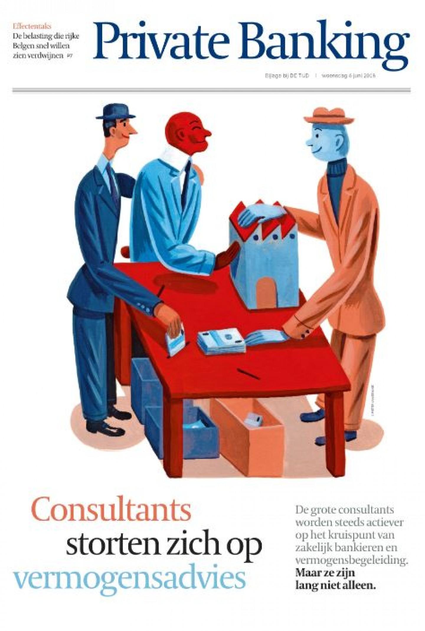 Heeft advies van uw privaat bankier nog een toekomst?